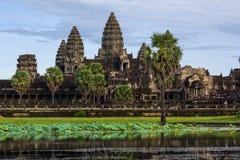 Η Πνομ Πενχ και Siem συγκεντρώνουν, Καμπότζη Στοκ φωτογραφία με δικαίωμα ελεύθερης χρήσης