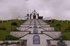 Η πορεία στο ναό στοκ εικόνα με δικαίωμα ελεύθερης χρήσης