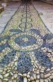 Η πορεία χαλικιών σε Harem του παλατιού Topkapi, Ιστανμπούλ Στοκ εικόνα με δικαίωμα ελεύθερης χρήσης