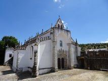 Η Πορτογαλία, Viana κάνει το Αλεντέιο, άποψη της παλαιάς εκκλησίας Στοκ φωτογραφίες με δικαίωμα ελεύθερης χρήσης