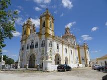 Η Πορτογαλία, Viana κάνει το Αλεντέιο, μια όμορφη εκκλησία Στοκ φωτογραφία με δικαίωμα ελεύθερης χρήσης