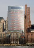 Η πολυκατοικία NYC Tom Wurl Visionaire Στοκ Εικόνα