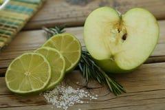 Η πράσινη Apple Manzana Verde Στοκ εικόνες με δικαίωμα ελεύθερης χρήσης
