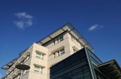 η πρεσβεία δηλώνει ενωμέν&omic Στοκ φωτογραφία με δικαίωμα ελεύθερης χρήσης