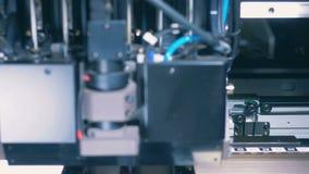 Η προγραμματισμένη μηχανή λειτουργεί με το PCB, τυπωμένος πίνακας κυκλωμάτων, πίνακας κυκλωμάτων, τύπωσε τον πίνακα, τυπωμένο κύκ φιλμ μικρού μήκους