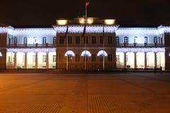 Η προεδρία του επικεφαλής της Λιθουανίας Στοκ φωτογραφίες με δικαίωμα ελεύθερης χρήσης