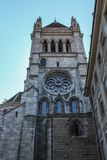 Η Προτεσταντική Εκκλησία Γενεύη Στοκ φωτογραφία με δικαίωμα ελεύθερης χρήσης