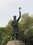 Η πρωτεύουσα της Δημοκρατίας της Μολδαβίας, Chisinau Στοκ φωτογραφίες με δικαίωμα ελεύθερης χρήσης