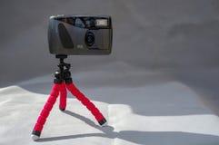 Η πρώτη ψηφιακή κάμερα μου στοκ φωτογραφία