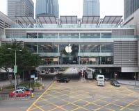 Η πρώτη Apple Store στο Χονγκ Κονγκ Στοκ Εικόνες
