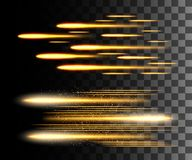 Η πυράκτωση απομόνωσε την άσπρη διαφανή επίδραση, φλόγα φακών, έκρηξη, ακτινοβολεί, γραμμή, λάμψη ήλιων, σπινθήρας και αστέρια Γι απεικόνιση αποθεμάτων