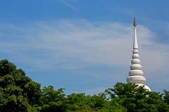 Η πυραμίδα του βουδισμού στοκ φωτογραφία