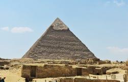 Η πυραμίδα Giza, Κάιρο, Αίγυπτος στοκ φωτογραφία με δικαίωμα ελεύθερης χρήσης