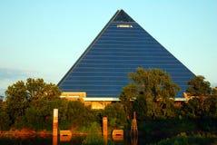 Η πυραμίδα της Μέμφιδας στοκ φωτογραφίες