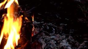 Η πυρκαγιά είναι πολύ στενή τη νύχτα φιλμ μικρού μήκους