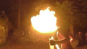 Η πυρκαγιά εμφανίζει φιλμ μικρού μήκους