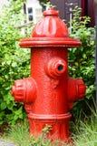 Η πυρκαγιά υδραυλικών Στοκ Εικόνες