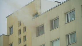 Η πυρκαγιά απόθεμα βίντεο