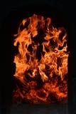 Η πυρκαγιά Στοκ Φωτογραφίες