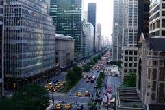 5η πόλη της Νέας Υόρκης λεωφόρων, Νέα Υόρκη στοκ εικόνα