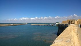 Η πόλη της EL Jadida - Μαρόκο στοκ εικόνες με δικαίωμα ελεύθερης χρήσης