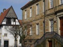 Η πόλη του osnabrueck στη Γερμανία Στοκ εικόνα με δικαίωμα ελεύθερης χρήσης
