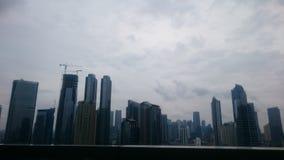 Η πόλη στοκ εικόνα