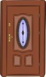 η πόρτα πηγαίνει μεγάλη περισσότερο το χαρτοφυλάκιό μου s βλέπει στο διάνυσμα Στοκ φωτογραφίες με δικαίωμα ελεύθερης χρήσης
