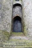 Η πόρτα στο βασιλιά John ` s Castle στοκ φωτογραφίες με δικαίωμα ελεύθερης χρήσης
