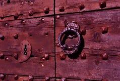 Η πόρτα στοκ εικόνα με δικαίωμα ελεύθερης χρήσης