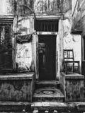 Η πόρτα στοκ φωτογραφίες με δικαίωμα ελεύθερης χρήσης