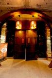 Η πόρτα στοκ φωτογραφία