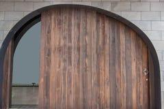 Η πόρτα στοκ φωτογραφίες