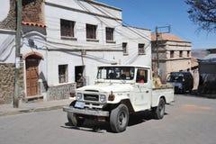 Η πόλη Ποτόσι στοκ εικόνες