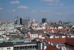 Η πόλη της Βιέννης, Αυστρία Στοκ Φωτογραφία