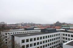 Η πόλη του Γκέτεμπουργκ στη Σουηδία Στοκ Εικόνες