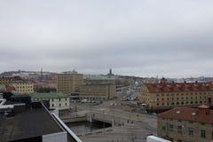 Η πόλη του Γκέτεμπουργκ στη Σουηδία Στοκ φωτογραφία με δικαίωμα ελεύθερης χρήσης