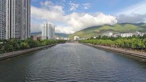 Η πόλη του Δαλιού, επαρχία Yunnan, Κίνα απόθεμα βίντεο