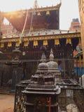 Η πόλη του Κατμαντού, Νεπάλ Στοκ Φωτογραφία