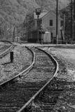 Η πόλη-φάντασμα Thurmond, WV Στοκ εικόνες με δικαίωμα ελεύθερης χρήσης