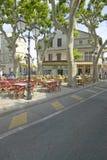 Η πόλη Arles, Γαλλία Στοκ Εικόνες