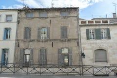 Η πόλη Arles στη Γαλλία Στοκ Φωτογραφίες