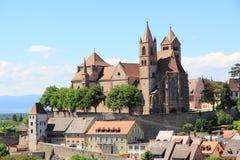 Η πόλη Breisach στη Γερμανία Στοκ Εικόνες