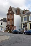 Η πόλη Moffat, Σκωτία Στοκ εικόνα με δικαίωμα ελεύθερης χρήσης