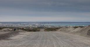 Η πόλη Puerto Madryn, Αργεντινή στοκ εικόνες με δικαίωμα ελεύθερης χρήσης