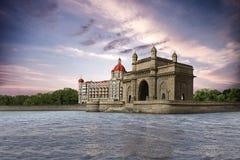 Η πύλη του λιμανιού της Ινδίας Mumbai σε Mumbai, Ινδία στοκ φωτογραφία