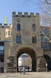 Η πύλη πόλεων το Hahnentorburg, Κολωνία Στοκ Εικόνες