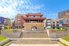 Η πύλη yieng-Siyi Στοκ φωτογραφία με δικαίωμα ελεύθερης χρήσης