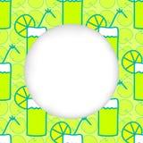 Η ΡΑΦΗ 17-Χ θερινού μόνο exLiPa εικονιδίων ΕΚΟΨΕ τους κύκλους πλέγματος Στοκ εικόνα με δικαίωμα ελεύθερης χρήσης