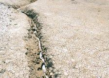 Η ροή να προέλθει λάσπης στοκ εικόνες